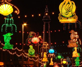 Vist Red Rose holidya flats and experience the magical Blackpool Illuminations
